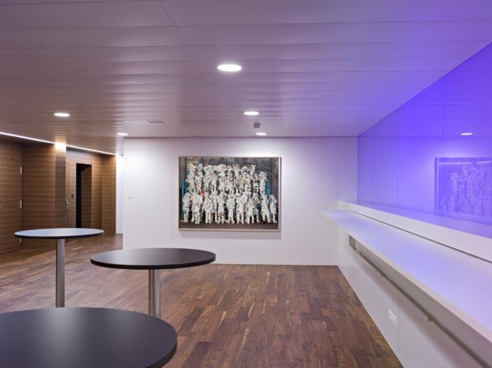 Die Sammlung Credit Suisse – Kunst im Geschäftsumfeld