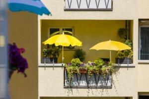 Balkonien im Bruchquartier