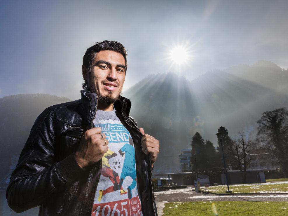 FCL Spieler Dario Lezcano