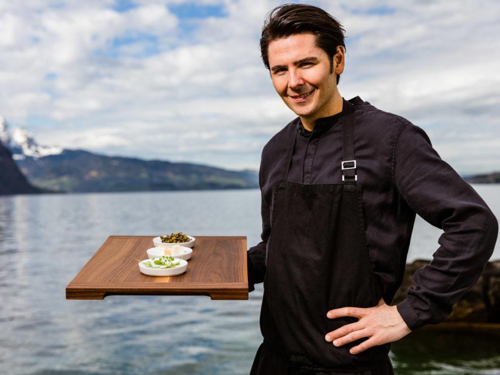 Chefkoch Nenad Mlinarevic