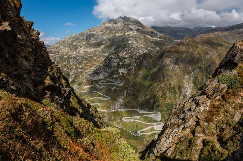 Val Tremola Tessin