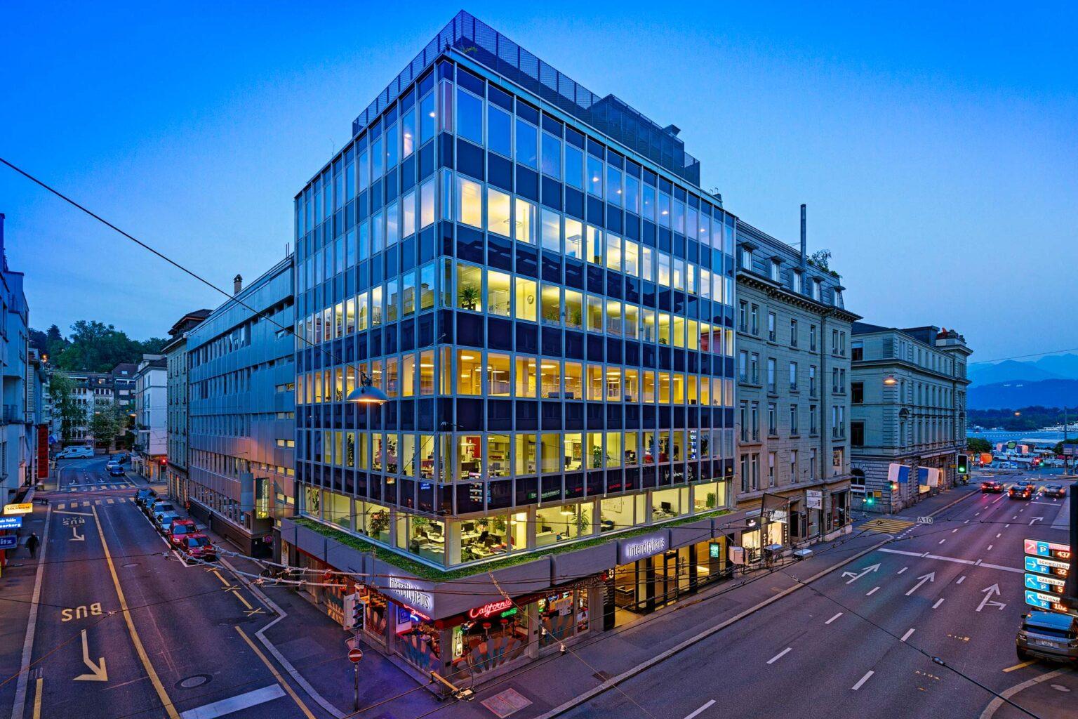 Intercityhaus Luzern