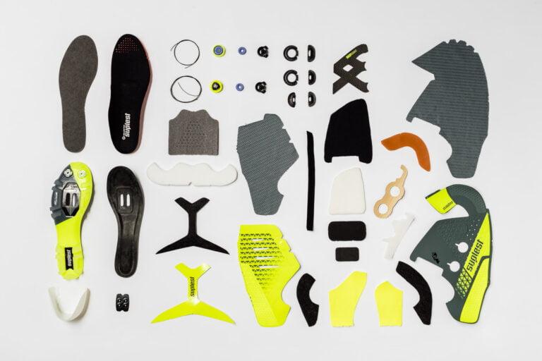 Einzelteile Mountainbikeschuh suplest