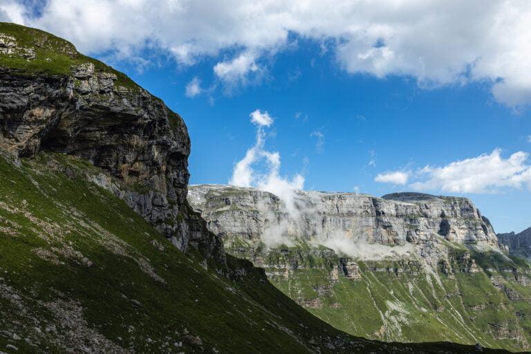 Klausenpass Gletschersee