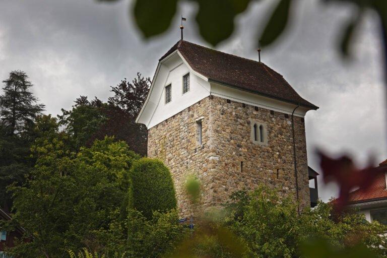 Der Hexenturm von Sarnen