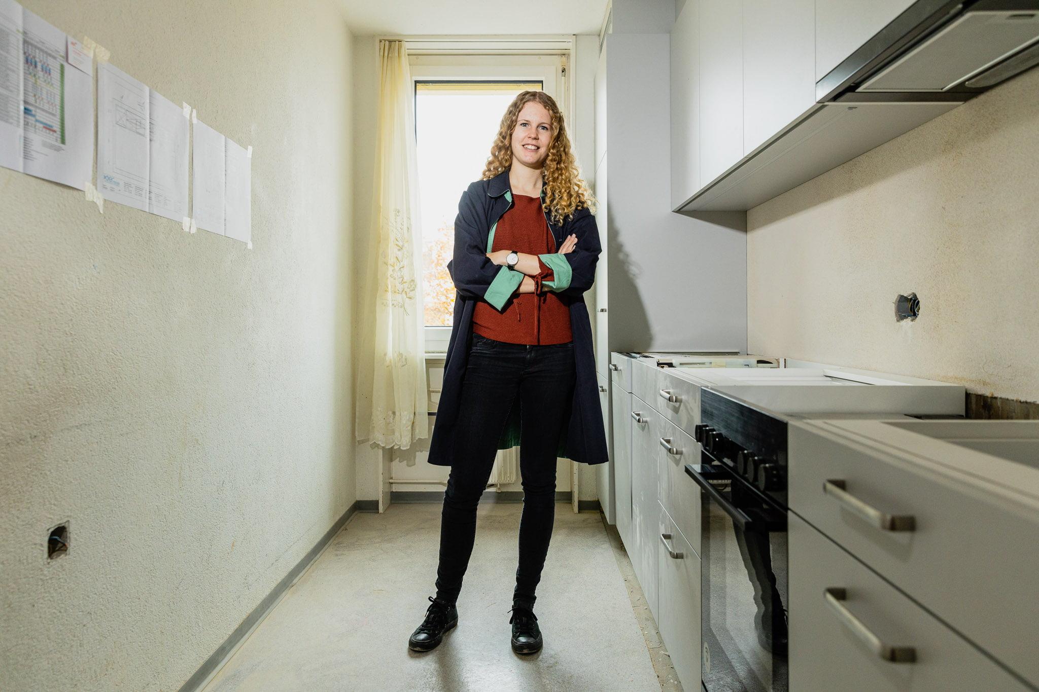 Portrait Sandra Meier